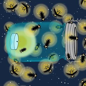 CUSTOM-Fireflies of the Mason-single