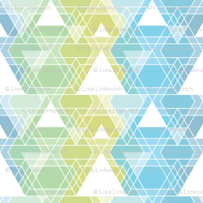 Triangle overlay