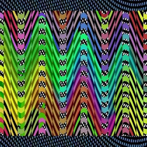 chevron_curtain