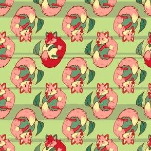 Apple Foxies