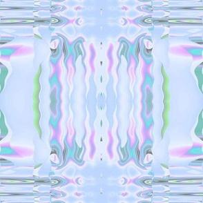 Pastel Blue Sinus