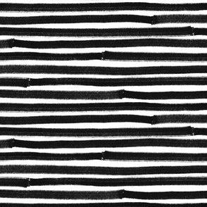 Marker Stripe (B&W)