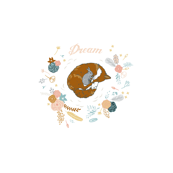 Fox+Rabbit panel