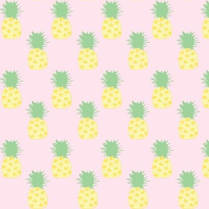 Sweet Pineapple ©2014 Jill Bull