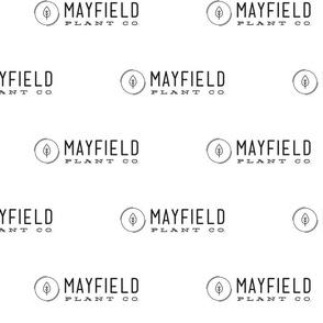 Mayfield Plant Company Logo