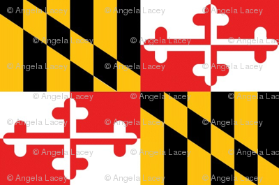 MD Flag Maryland