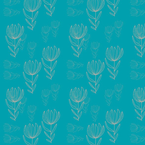 protea_10by10turquoise