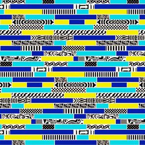 Changing My Stripes horizontal blues