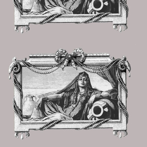 Sala_Faruq_-__The_Pottery_Merchant_Pillow_2