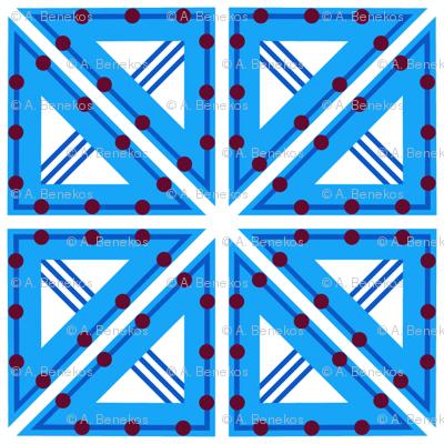 Kolonaki Triangles - B. B. White