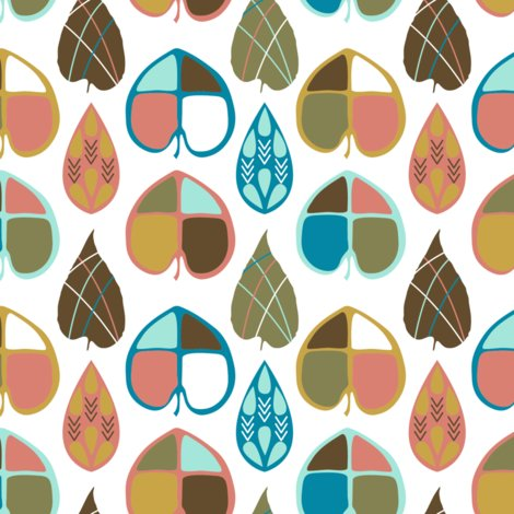 Rorganic_leaves_spoonflower_shop_preview
