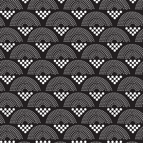 Boho Vibe fabric by joannepaynterdesign on Spoonflower - custom fabric