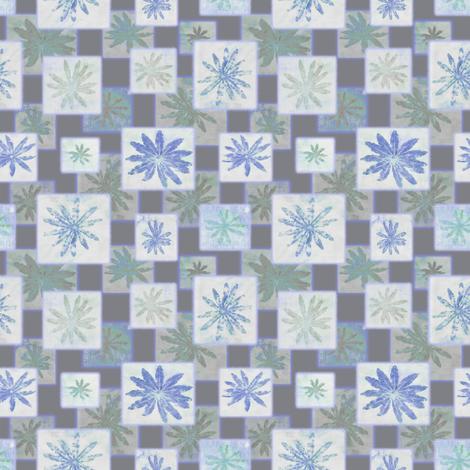 lupine shadows fabric by keweenawchris on Spoonflower - custom fabric