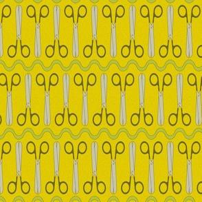 Cut & Trim (Mustard)