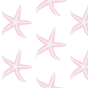 I wish upon a Pastel Pink Starfish
