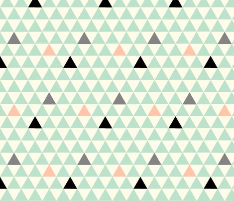 Gertrud fabric by luckywe on Spoonflower - custom fabric