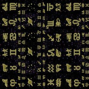 Astrology on stars