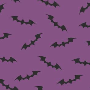Morrigan Bat Bathing Suit Print