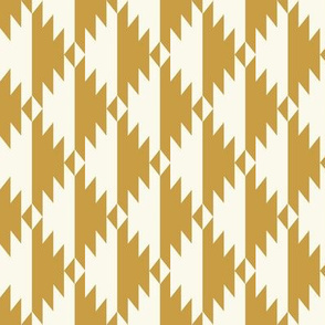 Gold Tribal