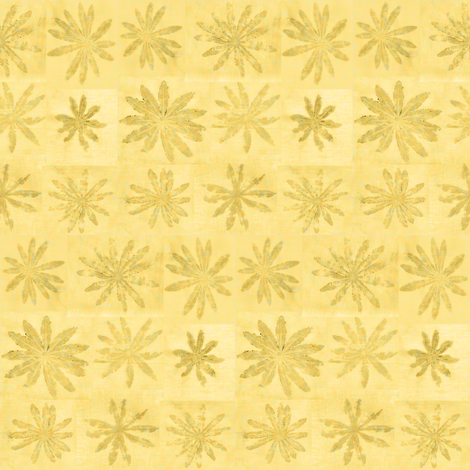 lupine brass fabric by keweenawchris on Spoonflower - custom fabric