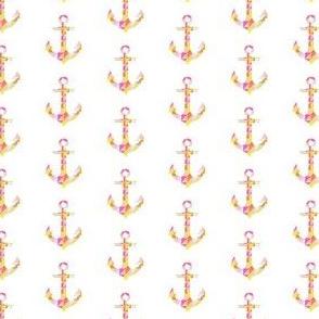 Geometric Pastel Anchor