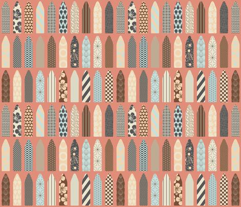 Ironing boards fabric by mongiesama on Spoonflower - custom fabric