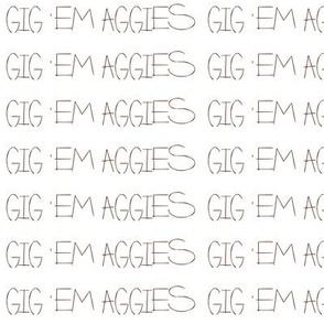 Gigem Aggies
