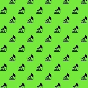 Pump Jacks, Lime green