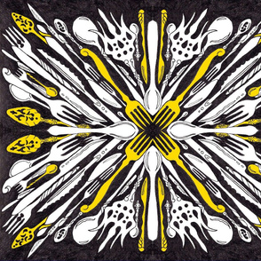 Utensils Kaleidoscope 5