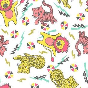Roar Cats!