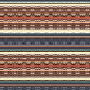 Southwest Geometric Stripes
