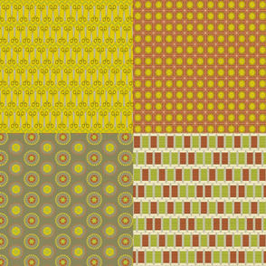 Sew Many Notions-FQ Sampler