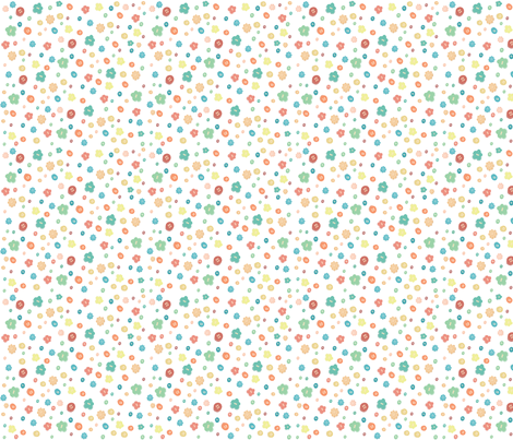 Button Bonanza fabric by pamela_hamilton on Spoonflower - custom fabric
