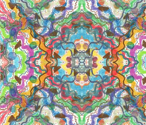 Metamorphes fabric by lesaweller on Spoonflower - custom fabric