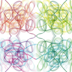 paradise thread pattern