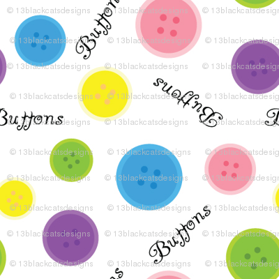 Butttons, Buttons, Whose Got The Buttons?