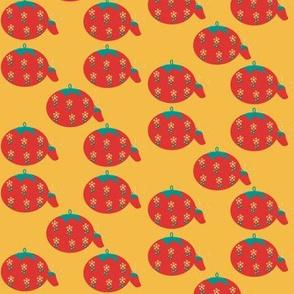 Pincushion Tomatoes