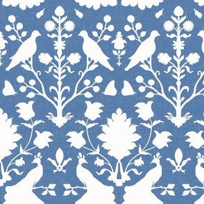 Oiseaux in Blue