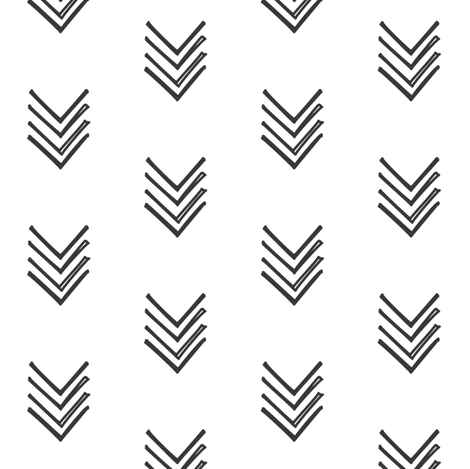 sketch  fabric by coramaedesign on Spoonflower - custom fabric