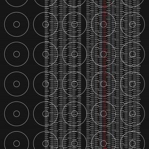 Pattern of a Pattern - 01 by Friztin