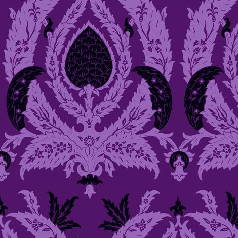Serpentine 908n fabric by muhlenkott on Spoonflower - custom fabric