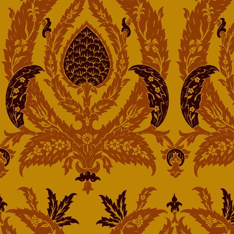 Serpentine 908f fabric by muhlenkott on Spoonflower - custom fabric