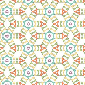 Whimsy Geometric Banners & Bits