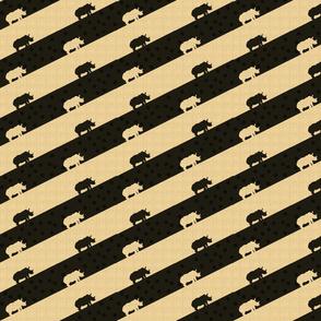 Rhino Stripes