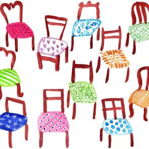 Seggioline - Small chairs