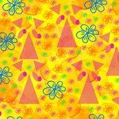 Pink_rhino_on_yellow_flowers_14x12_redivided_shop_thumb