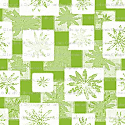 lupine leaf green