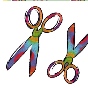 A Yard of Scissors