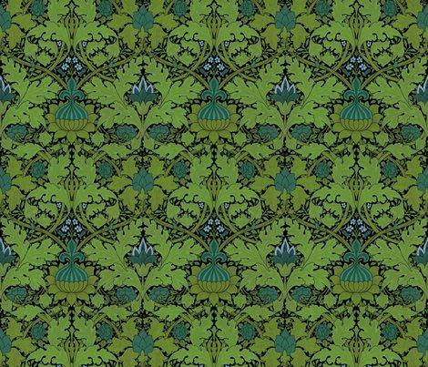 Rwilliam_morris___growing_damask___seaside_garden_on_black___peacoquette_designs___copyright_2014_shop_preview