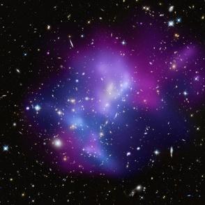 HD Galaxy Cluster MACS J0717 (2003-04-16)